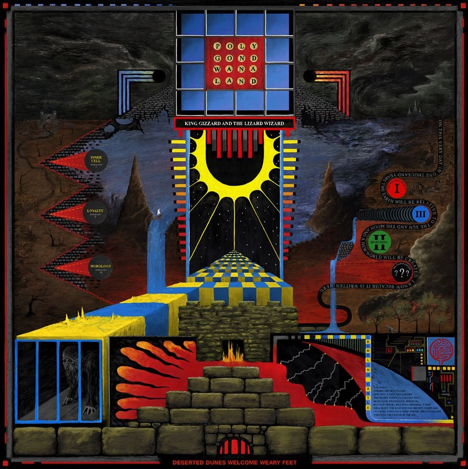 King Gizzard and the Lizard Wizard – Polygondwanaland (Album Review)
